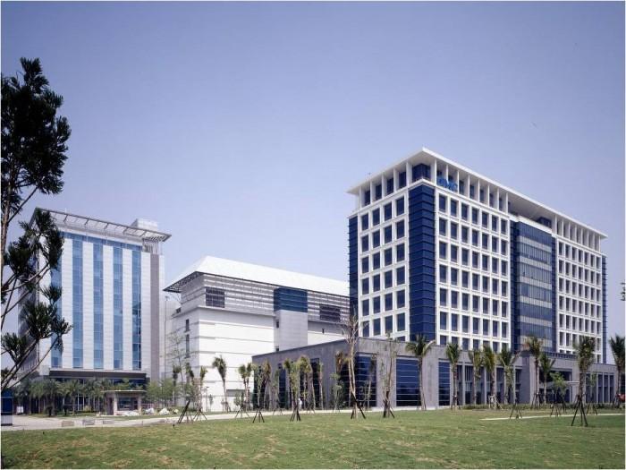 南科聯華電子廠辦大樓