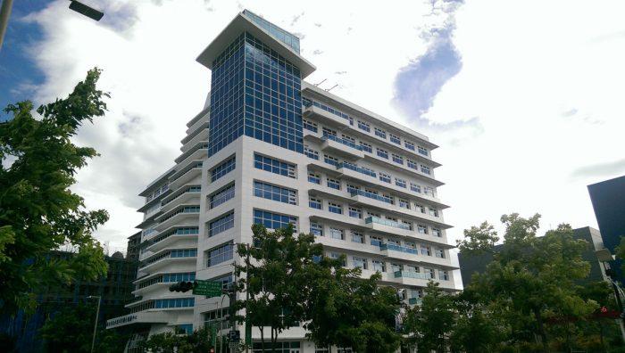 淡水行政中心大樓